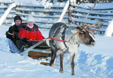 Зимние виды отдыха в Финляндии