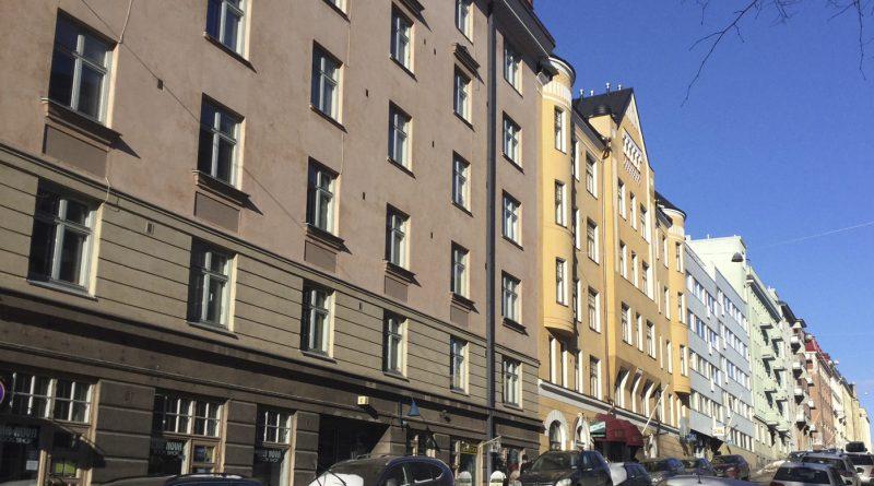 Зарубежный капитал на финском рынке недвижимости