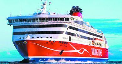 Viking Line приступил к строительству круизного судна нового поколения
