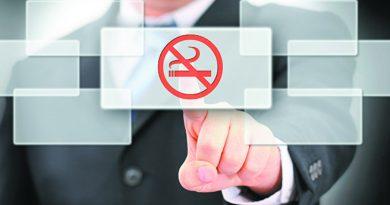 Как сделать страну некурящей