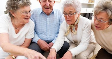 Досуг финских пенсионеров