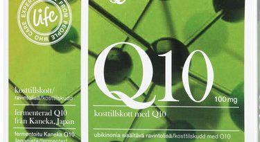 Q10 как источник энергии организма
