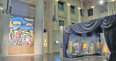 Музей танца в Стокгольме
