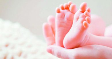Падает рождаемость
